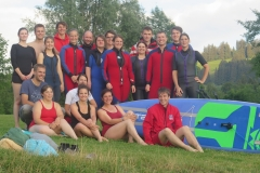 Stand-Up-Paddeln im Rottachsee