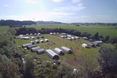 Teilnahme am Abenteuer Siedeln Großzeltlager