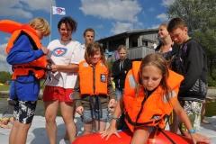 Jugend Schnuppertag bei der Wasserwacht