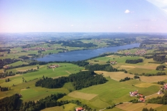Rottachsee-Panorama mit Blick in Richtung Norden