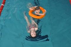 Rettunsschwimmwettbererb der Wasserwacht Oberallgäu